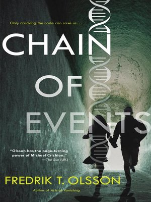 cover image of Chain of Events
