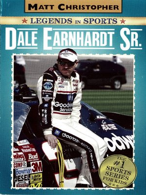 cover image of Dale Earnhardt Sr.