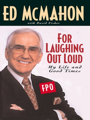 cover image of For Laughing Out Loud