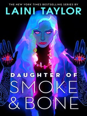 cover image of Daughter of Smoke & Bone