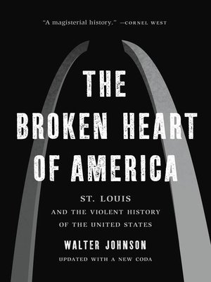 cover image of The Broken Heart of America