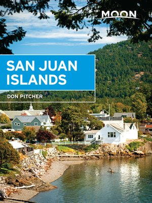 cover image of Moon San Juan Islands