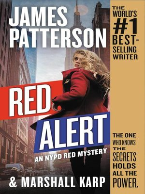cover image of Red Alert--An NYPD Red Mystery