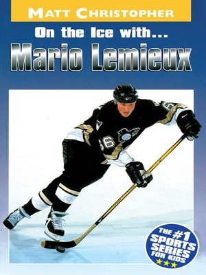 cover image of Mario Lemieux