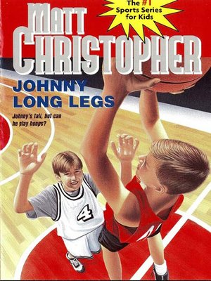cover image of Johnny Long Legs