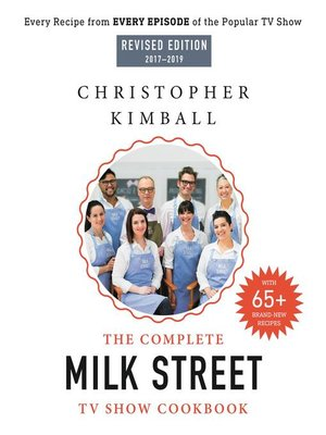 cover image of The Milk Street Cookbook