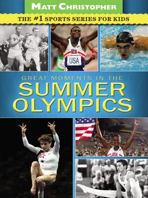cover image of Great Moments in the Summer Olympics