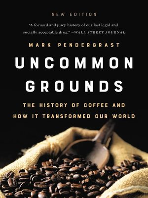 cover image of Uncommon Grounds