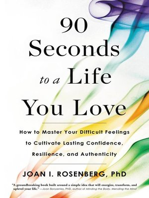cover image of 90 Seconds to a Life You Love