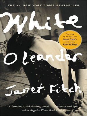 White Oleander Janet Fitch Pdf