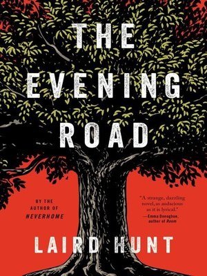 cover image of The Evening Road
