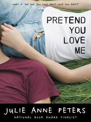 cover image of Pretend You Love Me