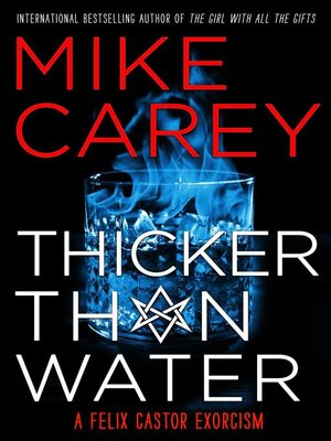cover image of Thicker Than Water