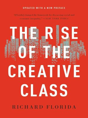 cover image of The Rise of the Creative Class