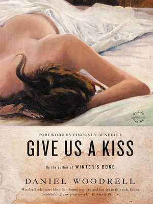 cover image of Give Us a Kiss