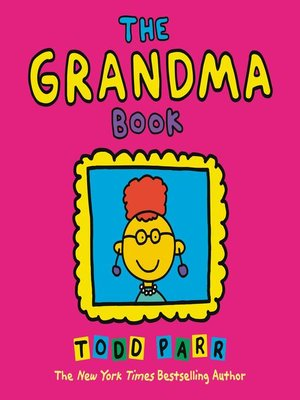 cover image of The Grandma Book