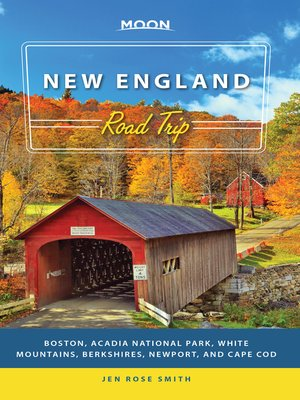 cover image of Moon New England Road Trip