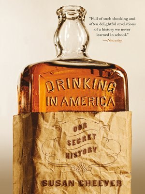 cover image of Drinking in America