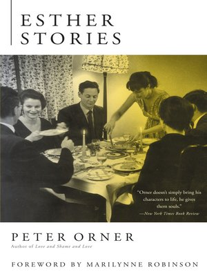 cover image of Esther Stories