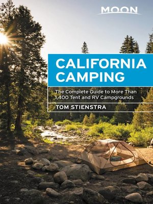 cover image of Moon California Camping