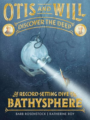 cover image of Otis and Will Discover the Deep