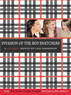 cover image of Invasion of the Boy Snatchers