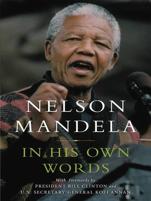 cover image of In His Own Words