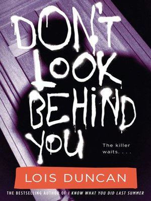 cover image of Don't Look Behind You