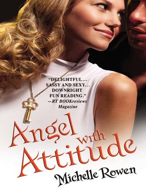 cover image of Angel with Attitude