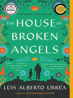 cover image of The House of Broken Angels