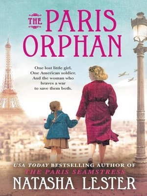 cover image of The Paris Orphan