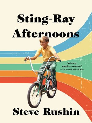 cover image of Sting-Ray Afternoons
