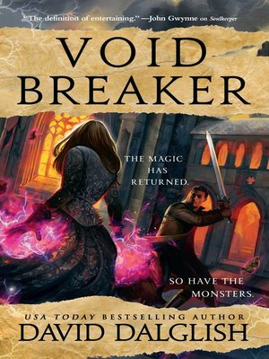 cover image of Voidbreaker