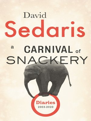 cover image of A Carnival of Snackery