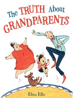 cover image of The Truth About Grandparents