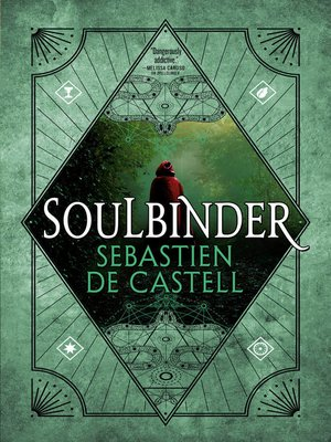 cover image of Soulbinder