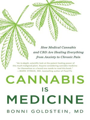 cover image of Cannabis Is Medicine