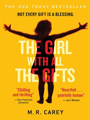cover image of The Girl With All the Gifts