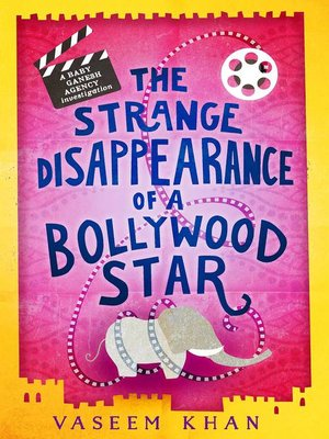 cover image of The Strange Disappearance of a Bollywood Star