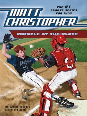 cover image of Miracle at the Plate