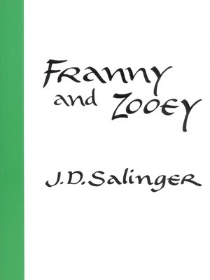 cover image of Franny and Zooey