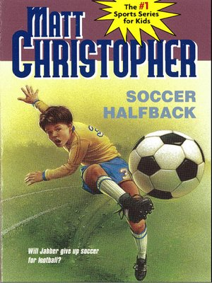 cover image of Soccer Halfback