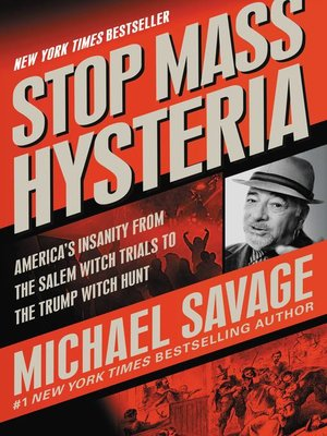 cover image of Stop Mass Hysteria