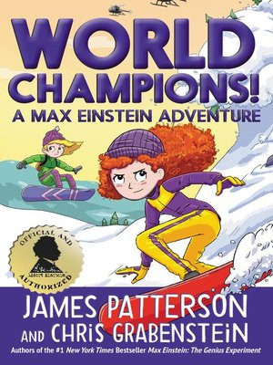 cover image of Max Einstein: World Champions!