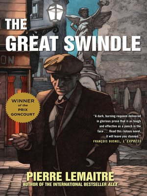 cover image of The Great Swindle