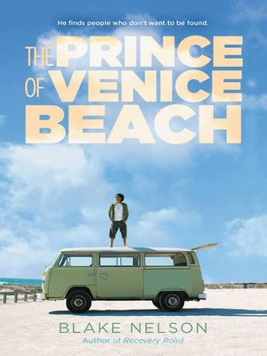 cover image of The Prince of Venice Beach