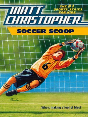 cover image of Soccer Scoop