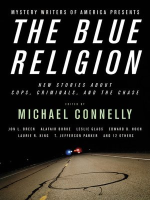 cover image of Mystery Writers of America Presents the Blue Religion