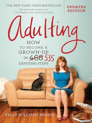 cover image of Adulting