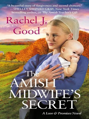 cover image of The Amish Midwife's Secret